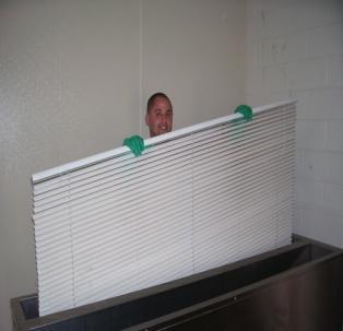 Blind Washing