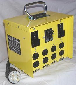 Temporary Power Source