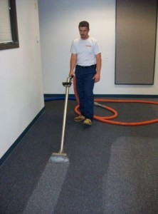 Flooded Carpet Water Removal