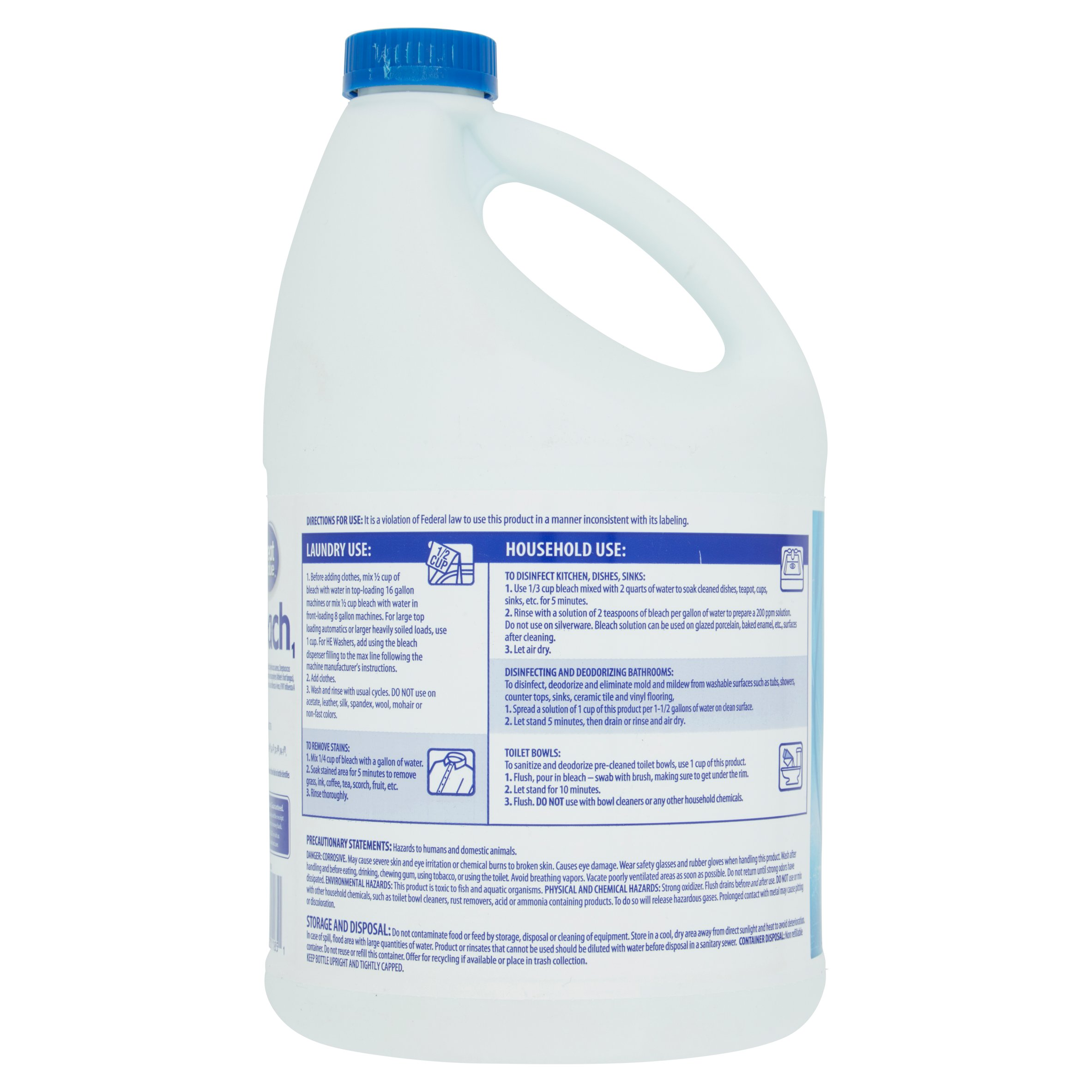 clorox bleach ingredients